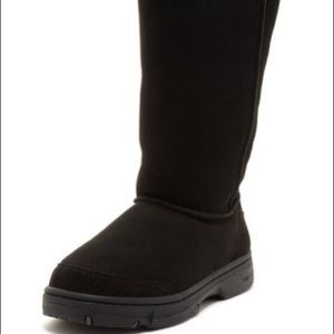UGG Ultimate Braid black Tall Boot size 7